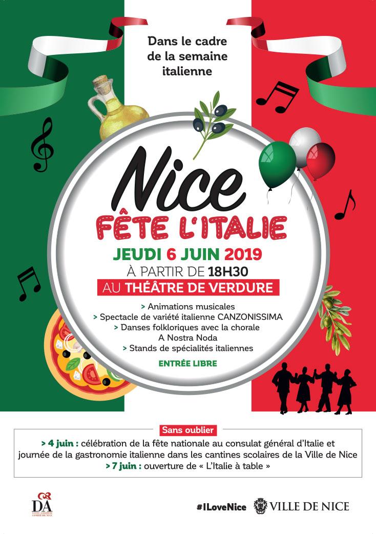 Semaine italienne 2019